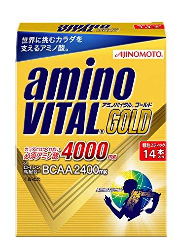 アミノバイタル GOLD 14本入り 箱65.8g