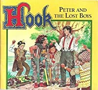 PETER AND THE LOST BOYS (Hook Mini Storybook)