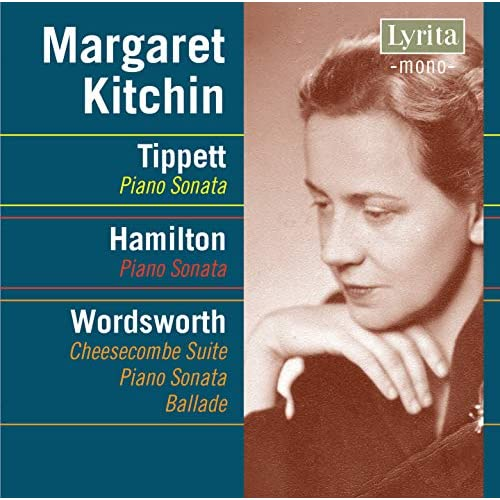amazon music margaret kitchinのpiano sonata in d minor op 13 i
