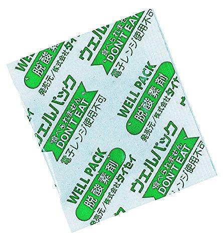 cotta(コッタ) 食品用脱酸素剤 ウェルパック B-50 40×45mm 100個 006022
