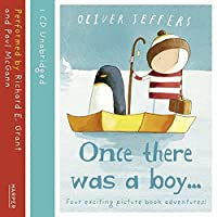 Once there was a boy... by Oliver Jeffers(2013-03-28)