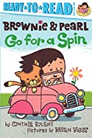BROWNIE & PEARL GO FOR S