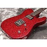 G&L/ASAT Classic Bluesboy Chay Model Red Metal Flake ジーアンドエル