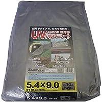 #4000 UVシルバーシート 5.4X9.0 アイネット 【商品CD】IN8032