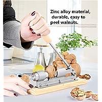 新しい高品質機械式シェラークルミくるみ割りナットクラッカー高速オープナーキッチンツール果物と野菜