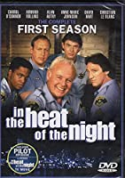 In the Heat of the Night: The Complete First Season - 3 DVD's