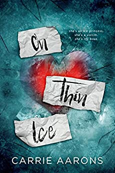 On Thin Ice by [Aarons, Carrie]