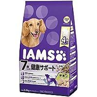 箱売り アイムス 7歳以上用 健康サポート チキン 小粒 2.6kg お買い得4袋入り