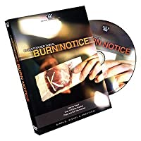 Burn Notice by Chris Wiehl and The Blue Crown - DVD by The Blue Crown [並行輸入品]