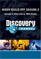 Biker Build Off Season 2 - Episode 2: Billy Lane vs. Mike Brown [並行輸入品]