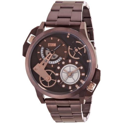 [ストーム]STORM 腕時計 DUALON BROWN 47135BR メンズ 【正規輸入品】