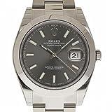 ロレックス デイトジャスト II スイス製 自動巻き メンズ 腕時計 126300 (認定中古品)
