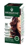 Herbatint 5R Light Copper Chestnut Permanent Herbal Hair Colour Gel 135ml