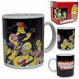 The Simpsons シンプソンズ マグカップ (CHUNKY BUT FUNKY)ホーマー
