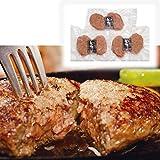 北海道びらとり和牛入りハンバーグ6枚セット 【ハンバーグ 北海道 和牛 洋食 惣菜 おかず 6枚 冷凍 国産 120g 肉汁】
