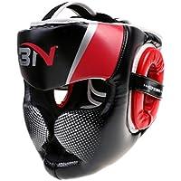 Lovoski  取り外し可能 ヘッドギア ボクシング ヘルメット 格闘技 頭部保護 プロテクター