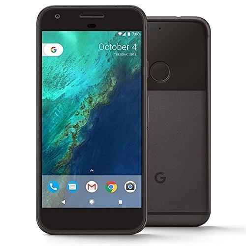 (SIMフリー) Google グーグル Pixel (並行輸入品) グローバル版 (128GB, ブラック)