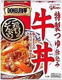 グリコ DONBURI亭 東京牛丼 10食