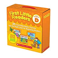 Scholastic SC-811150 First Little Readers Parent Book Pack Level D (Pack of 27) [並行輸入品]