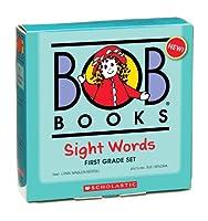 Sight Words: First Grade (Bob Books)