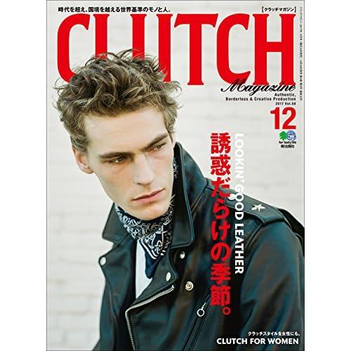 CLUTCH Magazine (クラッチマガジン)Vol.58[雑誌]