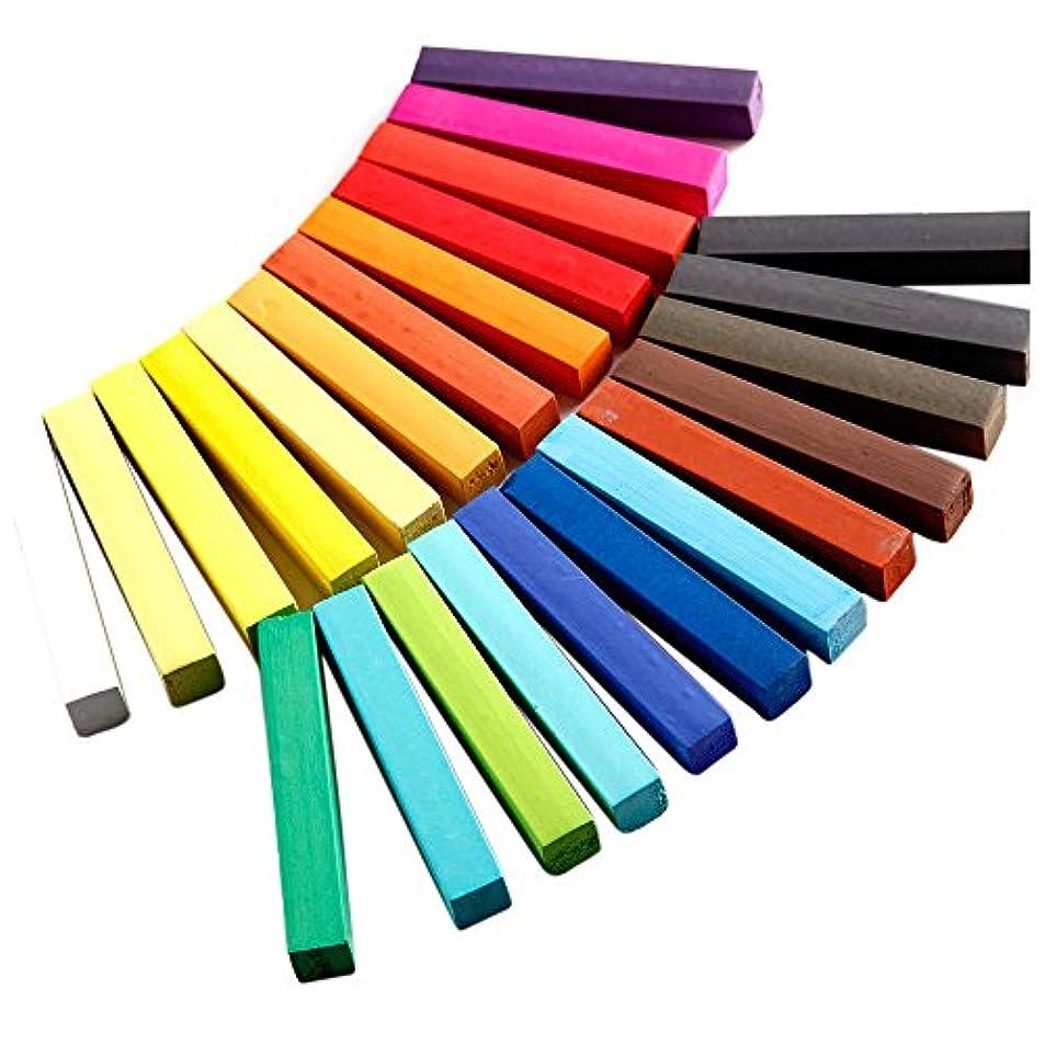 エスニック法的オアシスSODIAL(R) キット24色ヘアカラー染料一時ヘアチェロ