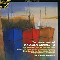 Arnold: Chamber Music Vol.3 by The Nash Ensemble (2001-02-13)