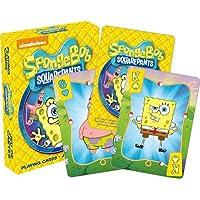 Nickelodeon(ニコロデオン)SpongeBob(スポンジ?ボブ)Playing Card(トランプ) [並行輸入品]