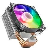 REEVEN CPUクーラー RC-1208RGB