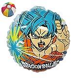 ビニールヨーヨー ドラゴンボール超 ドラゴンボール超 10個入り / お楽しみグッズ(紙風船)付きセット [おもちゃ&ホビー]