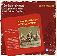 Mozart: Der Heitere (Cologne Collection) by Erika Kth (2014-08-26)