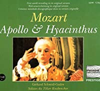 Mozart: Apollo & Hyacinthas