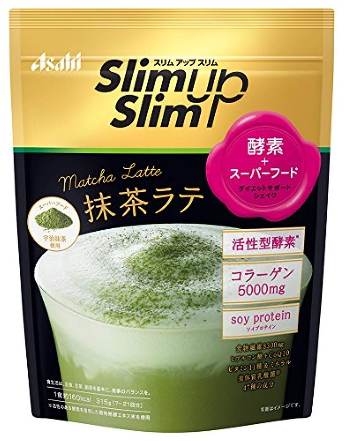 短くする日焼け評決酵素+スーパーフードシェイク 抹茶ラテ315g×6