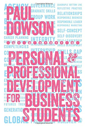 Download Personal and Professional Development for Business Students 144628221X