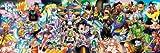 950ピース ジグソーパズル DRAGONBALL Z CHRONICLESI(34x102cm)
