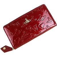 ebaac5825fb7 Vivienne Westwood ヴィヴィアンウエストウッド財布 長財布 55310 BLACK / RED/BLUE[並行