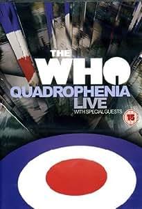 Quadrophenia Live [DVD] [Import]