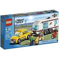 レゴ (LEGO) シティ タウン キャンピングワゴン 4435