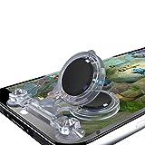 【Leyoyo】荒野行動 モバイルジョイスティック 移動操作用パッド 高感度 位置精確 操作簡単 高耐久 2018最新版 IOS iPhone/Android 対応