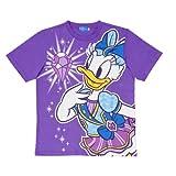 ディズニーシー15周年 デイジー・ダック ウィッシュ・クリスタル Tシャツ ザ・イヤー・オブ・ウィッシュ TDS15th 【東京ディズニーシー限定】 (140cm)