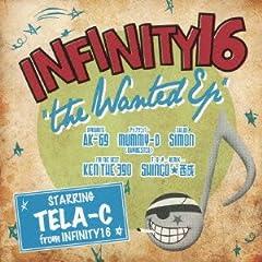 INFINITY 16「T・R・Y 〜THE WANTED REMIX〜 welcomez SHINGO★西成」のCDジャケット