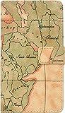 PLATA DIGNO ディグノ C / DIGNO U 404KC 用 ワールド 世界地図 ケース ポーチ 地図柄 カバー 【 01 】 Y404KC-53-01