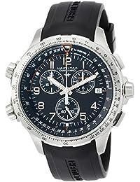 [ハミルトン]HAMILTON 腕時計 カーキ X-ウィンド GMT クロノグラフ H77912335 メンズ 【正規輸入品】