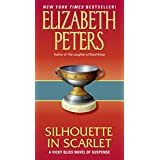 Silhouette in Scarlet: A Vicky Bliss Novel of Suspense: 3