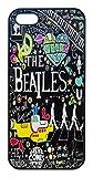 【The Beatles】ザ・ビートルズ タイトルイラスト iPhone5/5s /SE ハードカバー [並行輸入品]