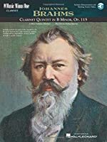 Brahms Clarinet Quintet in B Minor: Op. 115 (Music Minus One (Numbered))