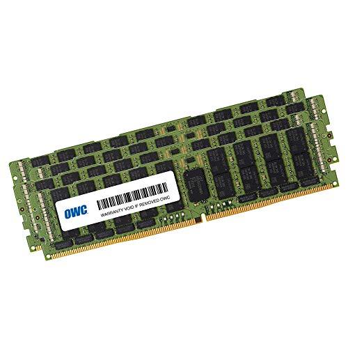 【国内正規品】OWC Memory Upgrade Kit(OWCメモリアップグレードキット)2933MHz DDR4 PC4-23400 for Mac Pro 2019 (128GBモデル(512GB:128GB×4), LRDIMM メモリ)