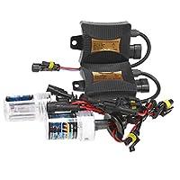 SONONIA 55W HID キセノン 変換 ヘッドライトキット 電球 H11-10000K  高輝度 低消費電力 車