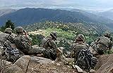 ラミネート31?x 20ポスター: US Army Afghanistan