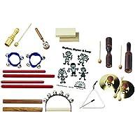 KHS America HOHMTS15 Multi-Instrument Classroom Set,15-Player [並行輸入品]